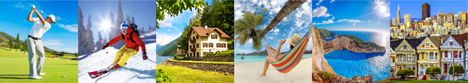 Holiday villas worldwide