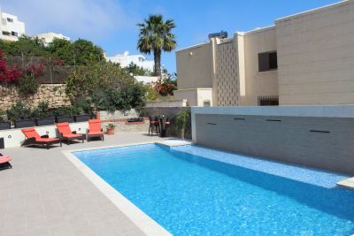 Ringway Villa with Pool and BBQ area, in Malta