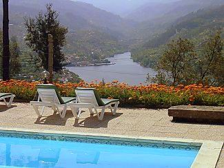 17th Century Farmhouse in 25 Acres with Private Pool overlooking river and valley
