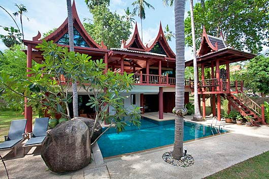 Koh Samui villa 102/11 - Villa Enlightenment