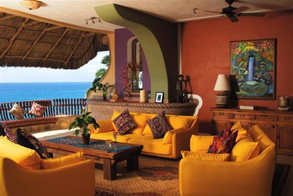 Sayulita nayarit vacation rental house mexico villa for Villa milagros