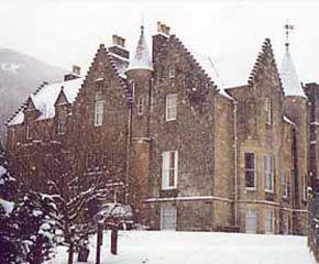 Stronvar Scotland Vacation Rental House United Kingdom Historic Mansion In Central Scotland