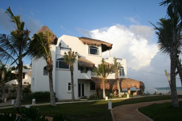 Playa de secreto quintana roo vacation rental house for Villas quintana roo