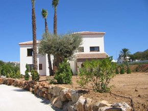 Costa Blanca Villa Apartments for Sale