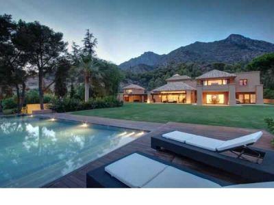 Marbella, Costa Del Sol, Vacation Rental Villa ...