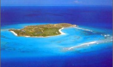 Private Island With Cliffside Villas, Necker Island