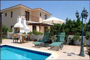 Reginas Villas 3 bedroom, private pool, garden, wi-fi